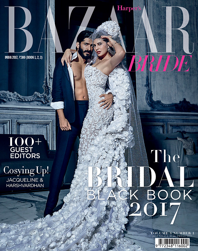 HARPER'S BAZAAR BRIDE – FEB '17