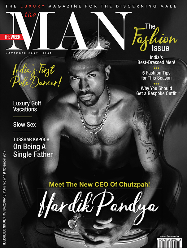 HARDIK PANDYA – THE MAN