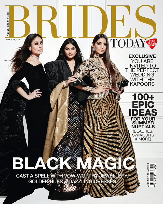BRIDES TODAY – MAY 18′