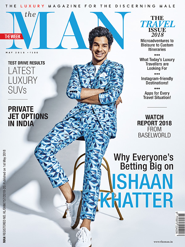 THE MAN – ISHAAN KHATTER