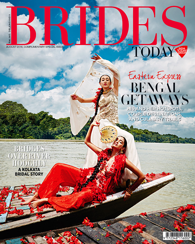 BRIDES TODAY – ALONG THE GOLDEN GANGES