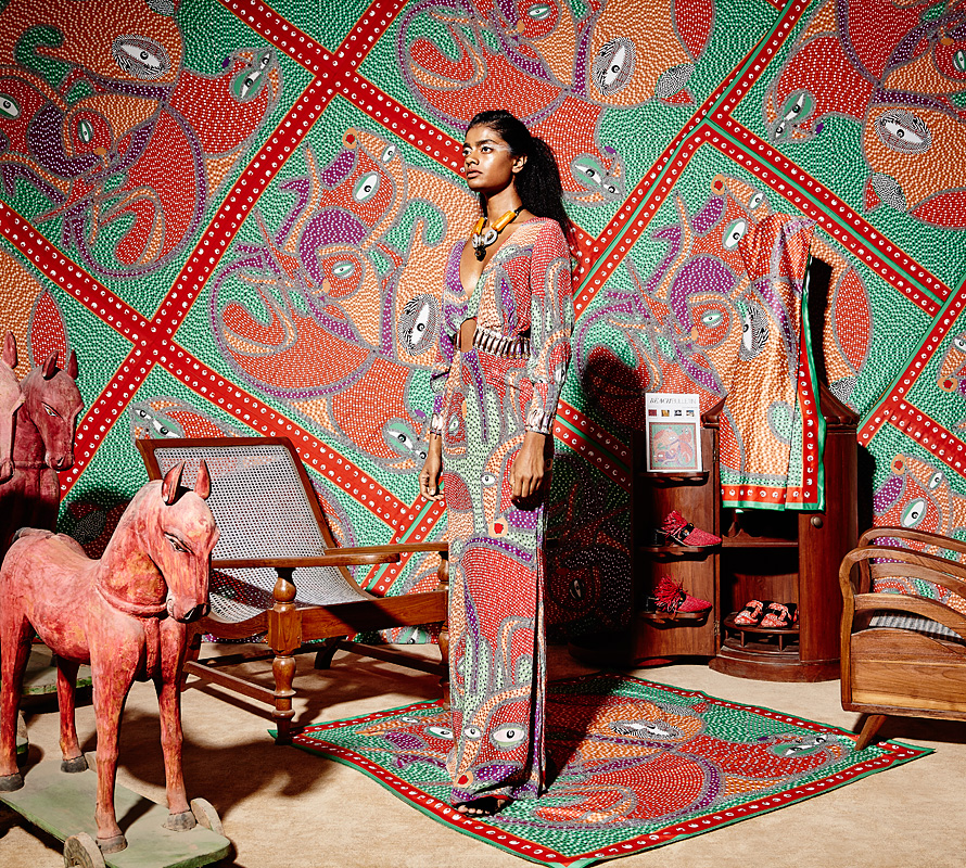 SHIVAN & NARRESH – KOI SERIES #3