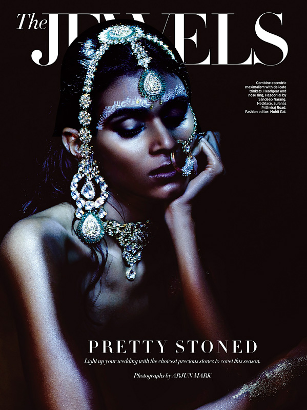 HARPER'S BAZAAR BRIDE – THE JEWELS