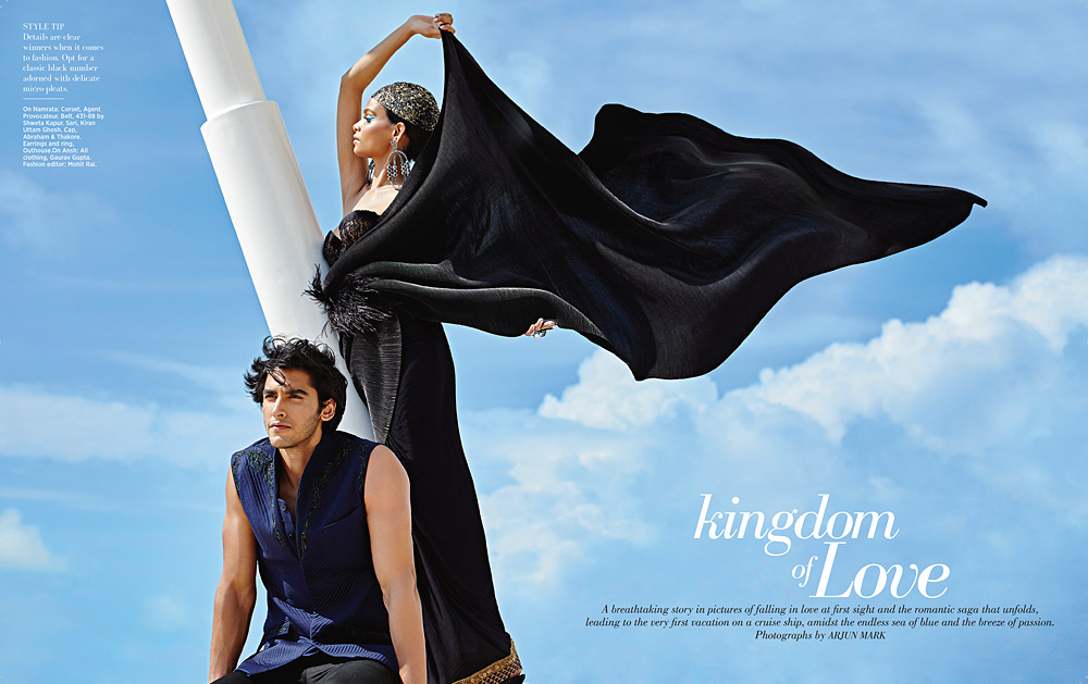 KINGDOM OF LOVE – BRIDES TODAY
