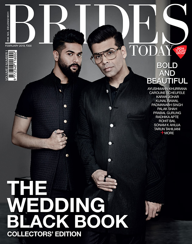 BRIDES TODAY – KARAN JOHAR